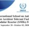 VIII International School on Anticipating Challenges for ATFs and SMR Fuel Cycles (September 28 – October 2, 2020)