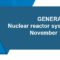 INSTN Course on Generation IV Nuclear Reactor Systems for the future