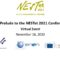 Prelude to NESTet-2021 Conference: Online Event, 16/11/2020